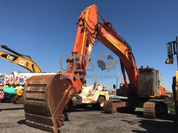 2010 Hitachi ZX350LCH-3 Excavator EX1064