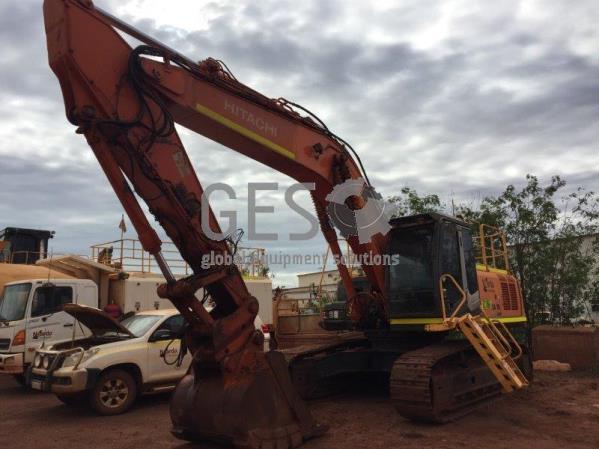 2008 Hitachi ZX350LCH-3 Excavator EX1066