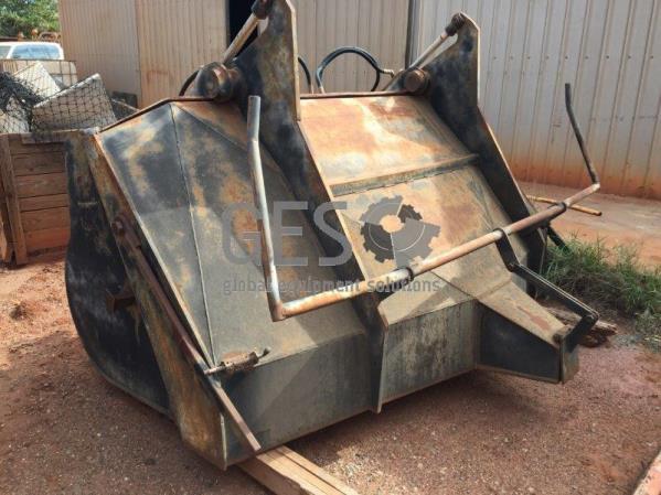 Caterpillar Stemming Tool Carrier Bucket 924G 930G