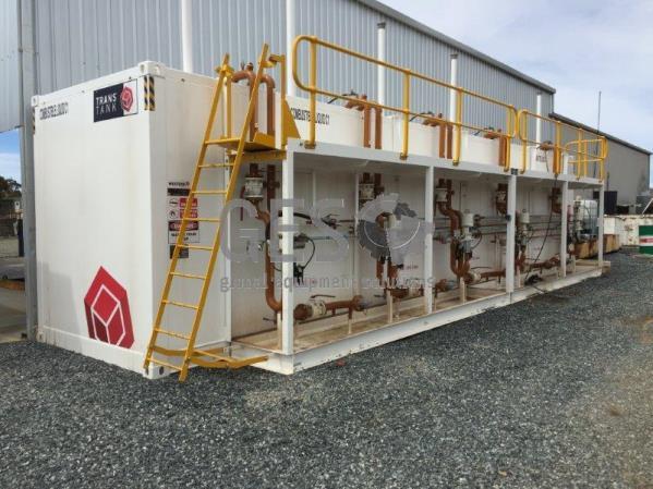 2015 Transtank MC73-NPB 70 KL Lube Container