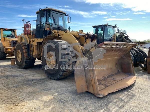 2010 Caterpillar 980H Asset ME09