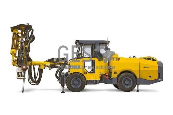 Wanted - Atlas Copco M2D or ML2D Complete drill rigs or carrier only