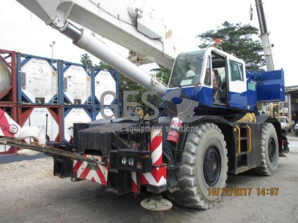 2006 Tadano GR-700EXL Rough Terrain Crane