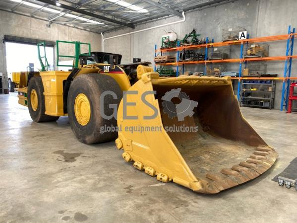 2007 Caterpillar R1700G Loader S/N SBR00542