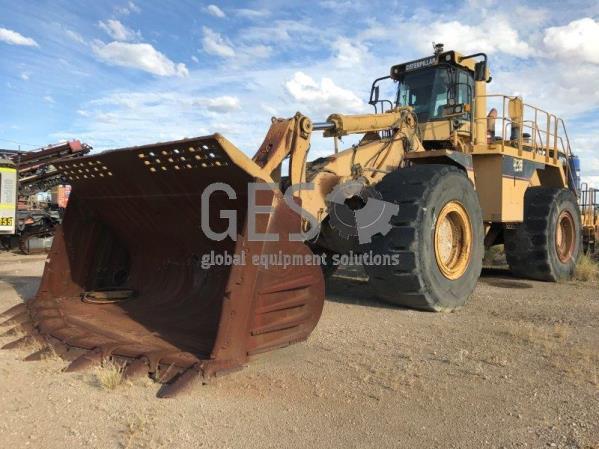2003 Caterpillar 992G Wheel Loader LD723