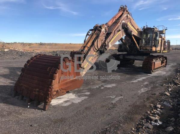 Komatsu PC1250-8 Excavator SH284