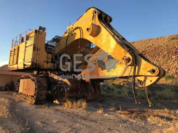Demag H255S Excavator SH706