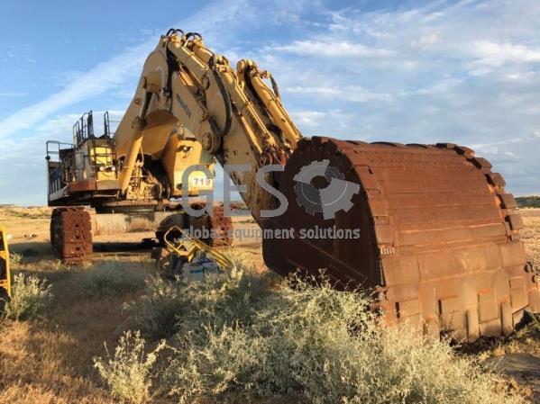 Komatsu PC1800 Excavator (Non-Operational) SH719
