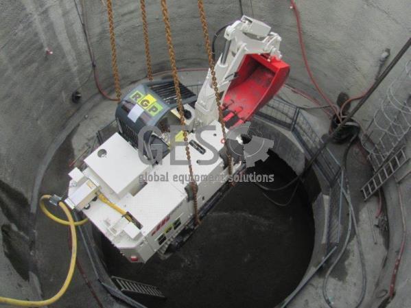 2009 Deilmann Haniel EQ200 Tunnel Excavator