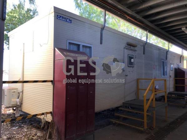 Campac Office 12 x 3 mtrs SGL IB903