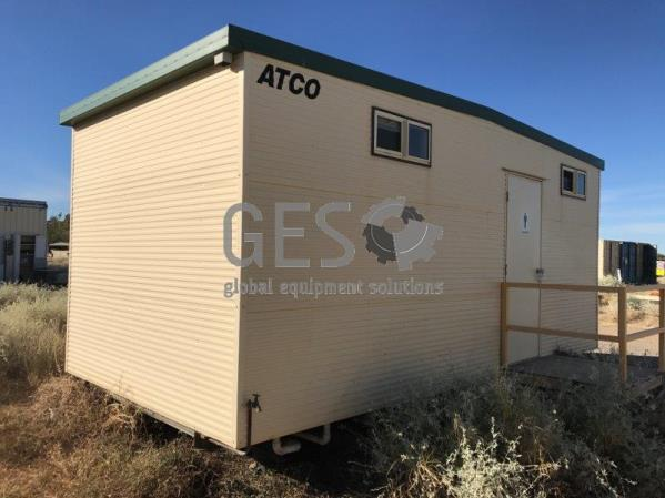 Atco Male Ablution 6 x 3 mtr building Training Atco Ablution