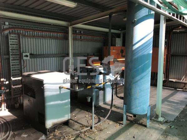 Comp Air Compressed Air System & Shed