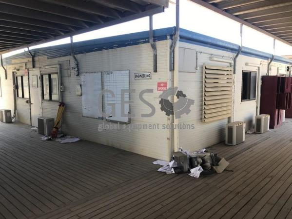 Campac Office ~12 x 12 mtrs Asset SGL Engineering