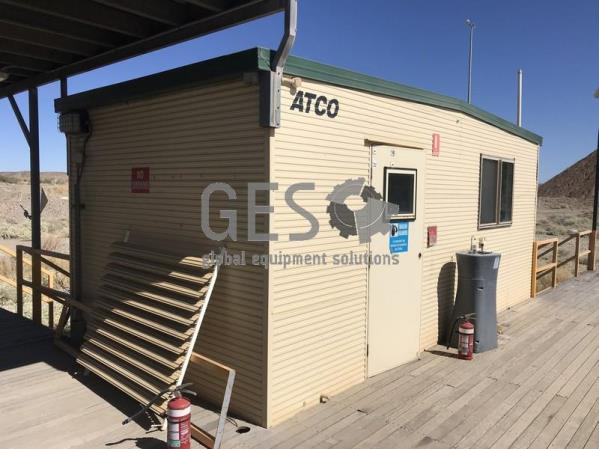 Atco Lunch room 6 x 3 mtr Building