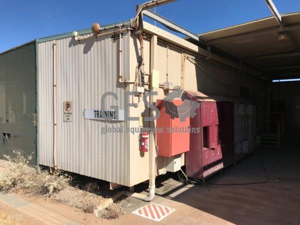 Office ~12 x 3 mtr Building SGL Training 1