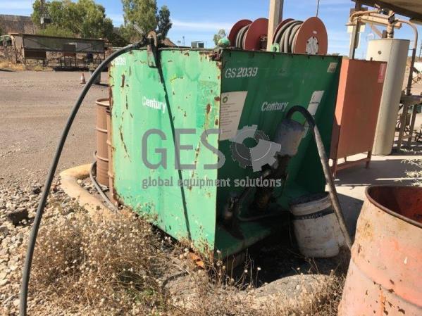 Custom Oil Pod 1 KL with pump GS2039