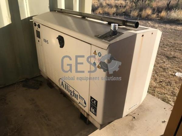 FG Wilson K6-1S 6 KVA Generator