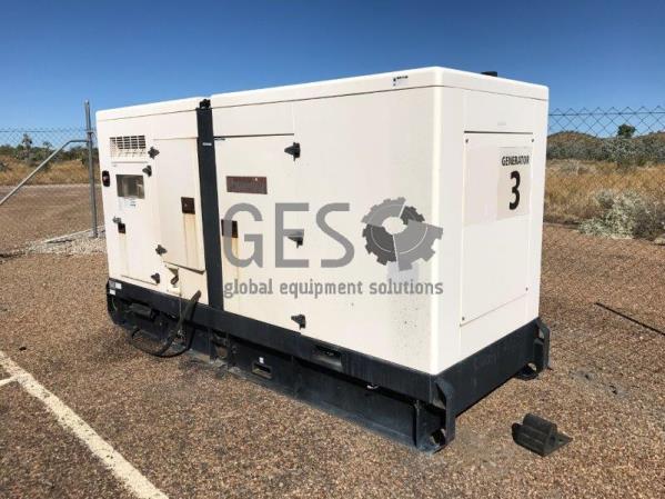 Powerlite WPS200S 200 Kva 415 Volt Generator