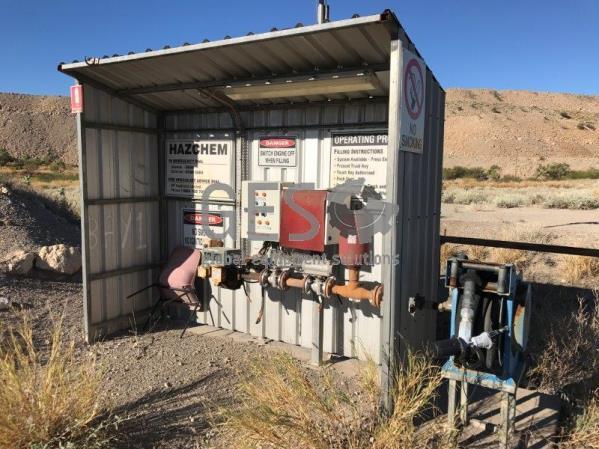 Custom Fuel Dispenser Bay 1