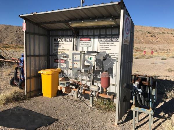 Custom Fuel Dispenser Bay 2