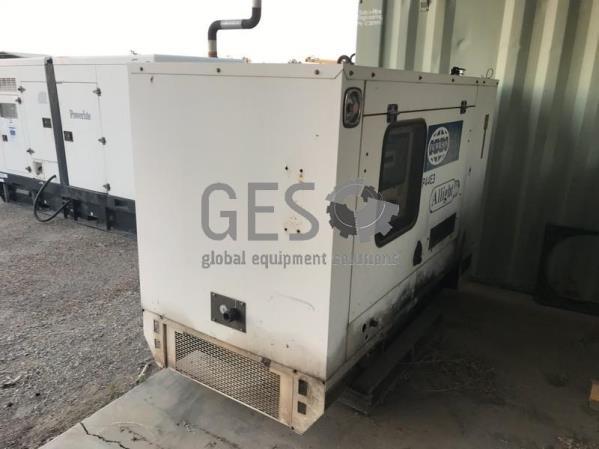 FG Wilson P44E3 Generator