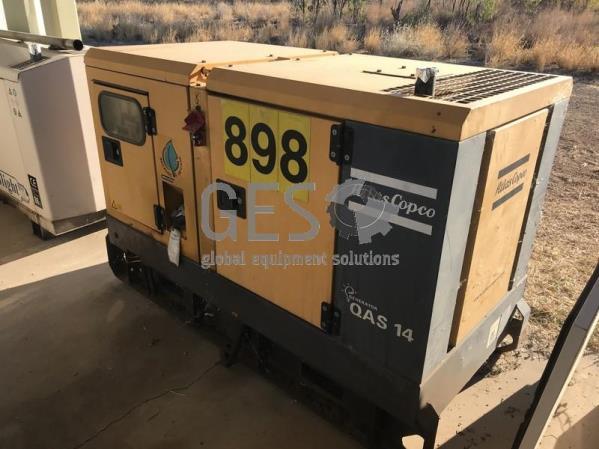 Atlas Copco QAS 14 Generator