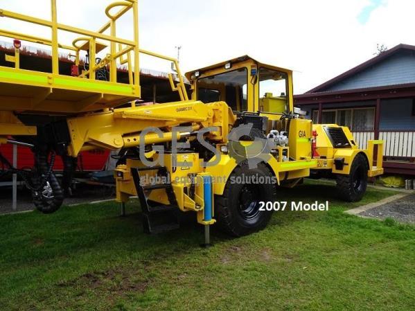 2007 Giamec 211 Utility Service Vehicle