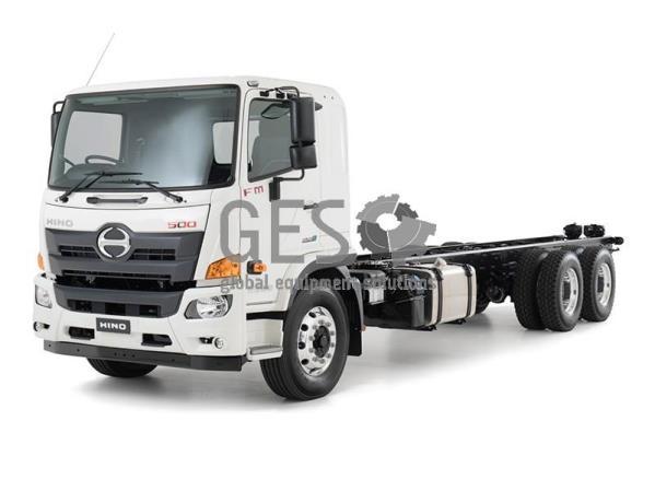 Wanted - Hino Trucks FM & 500 Series