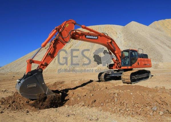 Wanted Doosan Excavators