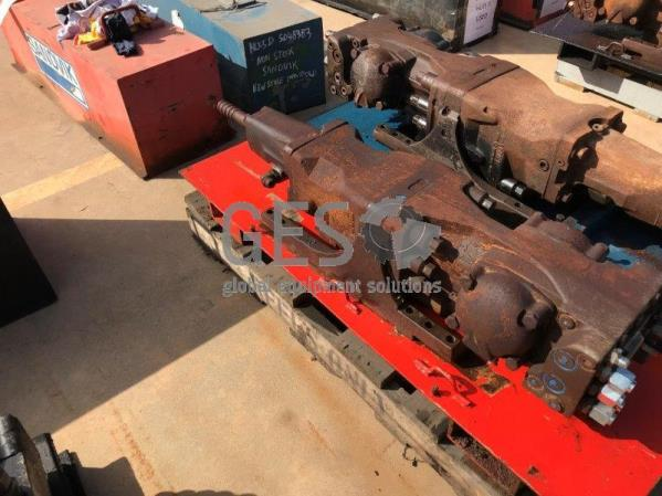 Sandvik HLX5T Drifter Rock Drill A048597