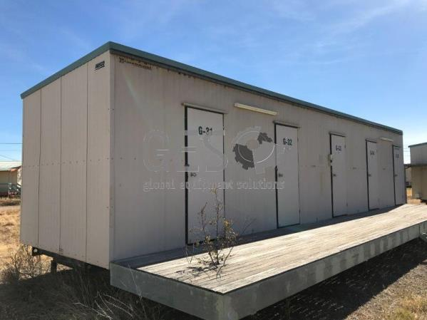 Ausco 5 Room Single non Ensuite 12 x 3 mtr building G Block