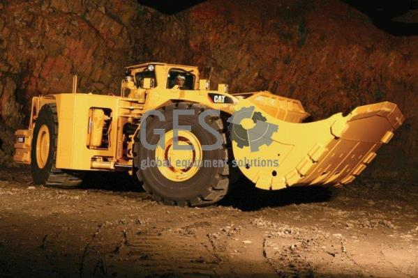 Wanted Caterpillar R2900G JLK & R1700G SBR Series Underground Loaders