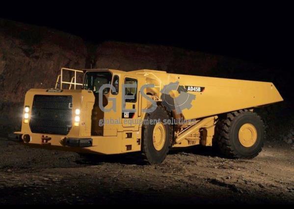 Wanted Caterpillar AD45B CXM series Underground Trucks