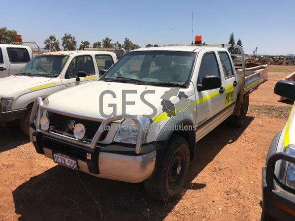 2006 Holden Rodeo Dual Cab HNC182