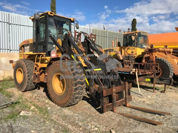 2004 Caterpillar IT28G with Bucket & forks Asset LCCD05, LCD05