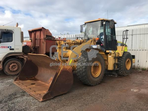 2005 Caterpillar 950G Wheel Loader LCCD07