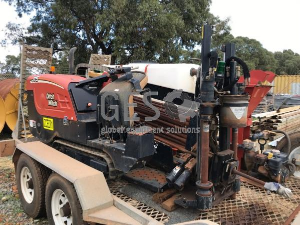2013 Ditch Witch JT5 Directional Drill, FM5 Mud mixing system