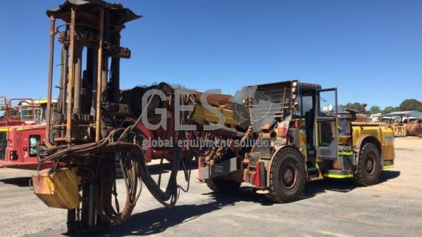2015 Atlas Copco E7C Simba Production Drill C/w spare drifters PD0072