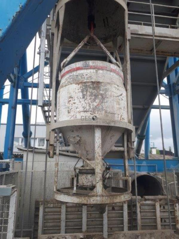 2011 Kibble for Concrete Delivery