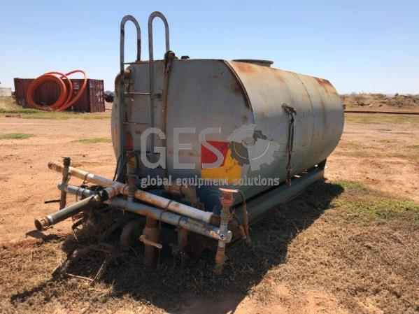 Truck Mounting Water Tank TR146