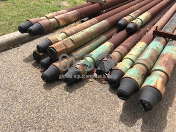 2004 Remet Engineers 12 x Drill Rods 5 1/2 Inch x 35 ft.