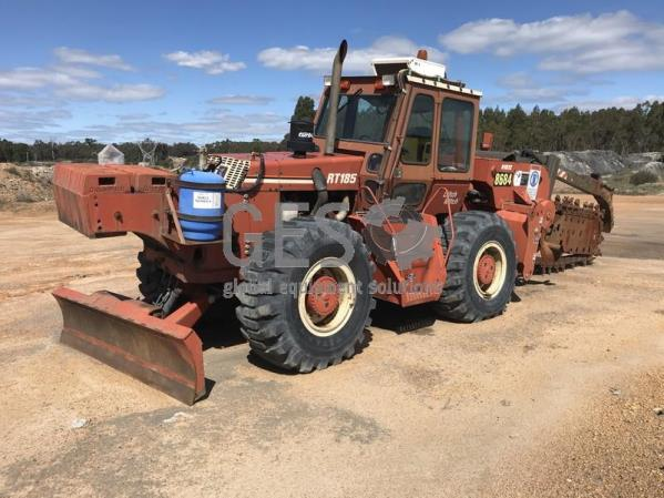2004 Ditch Witch RT185