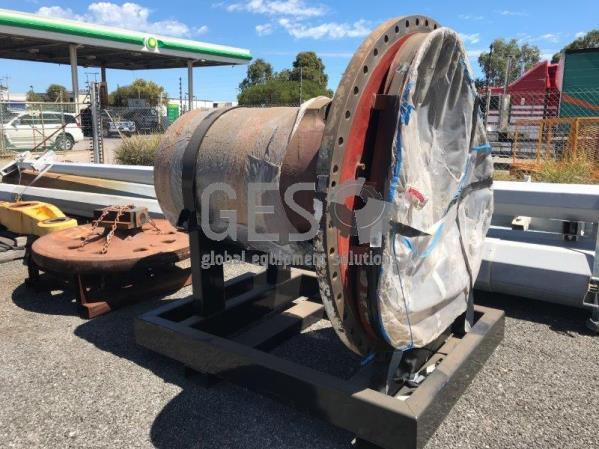Komatsu Wheel Motor to suit 830E DC part no BF1008