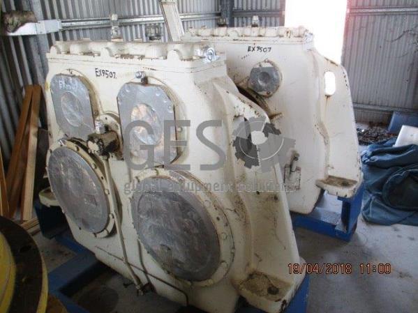 O&K Pump drive to suit RH340 part no 3696003 x 2