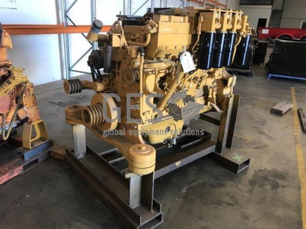 Komatsu SA6D140 Engine Rebuilt & Dyno tested