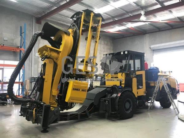 2005 Atlas Copco M6C Simba Refurbished