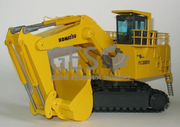 Wanted: Komatsu Backhoe conversion kit to  suit PC3000-6