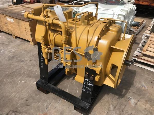 Ingersoll Rand Drill Compressor Rebuilt