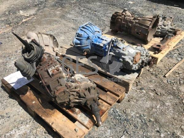 Toyota Gear Boxes USED ex Landcruiser 70 Series x 3