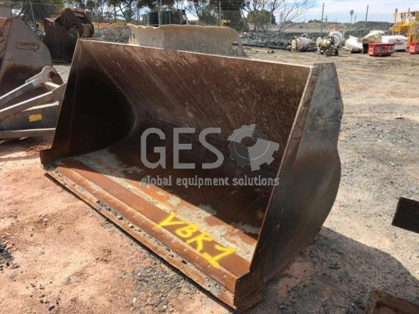 Volvo L70 Quick Hitch Bucket BK1